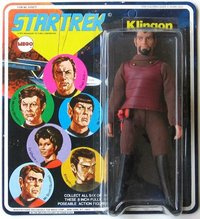 Mego Star Trek Klingon UNDOCUMENTED VARIATION