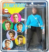 Mego Star Trek Dr. McCoy UNDOCUMENTED VARIATION